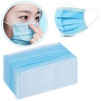 Best High Breathability Dispsoable Isolation Face Mask / Earloop Procedure Masks wholesale