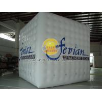Best White Fireproof Cube Balloon wholesale