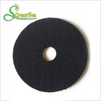 Best Nylon Colored Floor Machine Scrubbing Pads , Floor Buffer Pads For Cleaning / Polishing wholesale