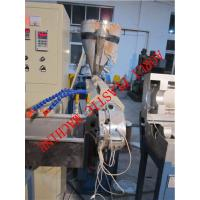 Best 20mm - 63mm Plastic Pipe Extrusion Line For Petroleum Chemical Industry wholesale