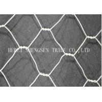 Best Standard Galvanized Gabion Mesh Wire 80 x 100mm For Engineering Projects wholesale