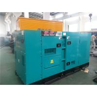 Moisture Proof Cummins Generator Set 700 Kw Diesel Silent Generator For Home Use