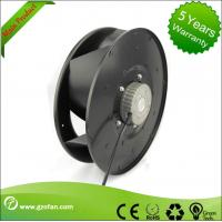 Best EC Motor Fan , Centrifugal Blower Fan With Brushless DC Electric Motor wholesale