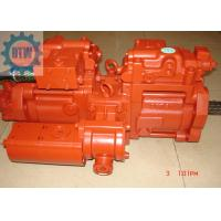 Best Volvo EC240 EC210 Excavator Hydraulic Parts K3V112DT-9C32-02 Kawasaki Pump Red 153kgs wholesale