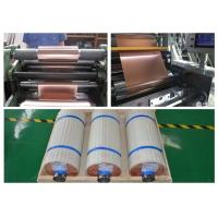 Best C11000 Rolled Soft Copper Foil For PCB / Battery 0.015 - 0.5mm Thickness wholesale