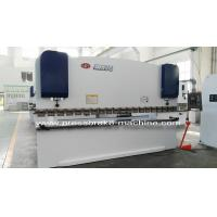 Economy Steel Sheet Bending Machine NC Press Brake 125T /4000 Folding Machine