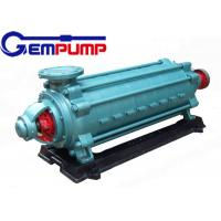 Best DF type chemical centrifugal pump / Mining industry pump 84~666 m Head wholesale