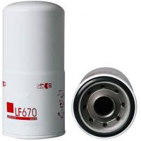 Best Auto parts oil filter Brand new Engine parts Truck Lube Spin On Oil Filter LF670 wholesale