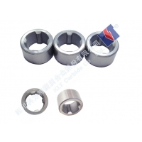 China Wear Resistant Polished 92.5HRA Tungsten Carbide Sleeve on sale