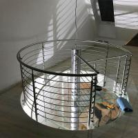 Cheap Chinese WroughtIiron Spiral Stairs/ Outdoor Spiral Staircase Prices / Used Spiral Staircase for sale