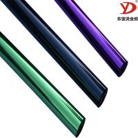 Best cheap heat transfer film with strong washable ability,75cm*120m hot stamping foil roll for textile wholesale