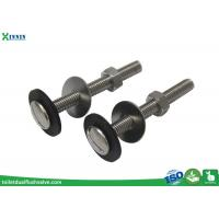 Best Customized Length Toilet Tank Bolts / Toilet Bowl Bolts Anti - Corrosion wholesale