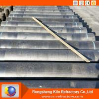 Best 600 * 2400mm Graphite Electrode UHP Grade For Industrial Silicon Furnace wholesale