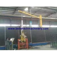 Best Glass Slewing Crane with suction cup for IG line wholesale