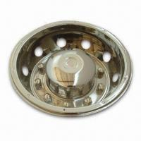 Best 22.5-inch Stainless Steel Wheel Cover for Front Wheel wholesale