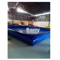 Best 6*6M Outdoor Inflatable Swimming Pool Swim Center Water Fun Play Time For Kids wholesale