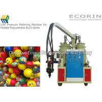 Quality 16.6 Gs / Min Polyurethane Mix And Pour Foam Machine For Backrest Mixing Head wholesale
