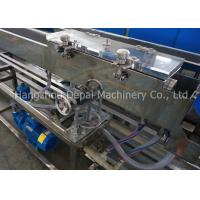 High Speed Candy Bar / Drinking Straw Making Machine With 90° / 90° Cut End