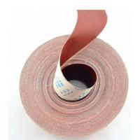 China Customized Hand Aluminum Oxide Sanding Abrasive Cloth Rolls Y weight waterproof,Coated Abrasive Belts on sale