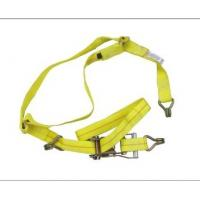 "Best 2"" truck belt with J hooks yellow color wholesale"