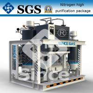 Best Plus Carbon Remove Oxygen High Purity PSA Nitrogen Gas Purifier System wholesale