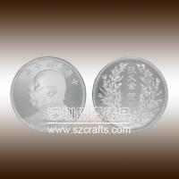 Best 2015 made in China custom Euro/Ancient China souvenir metal coin wholesale