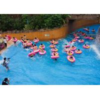 Best Fast Flowing Lazy Water Pools Customized Giant Family River For All Ages wholesale