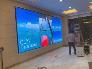 Best 6ms P3 Indoor Led Display 341*256 Dots 1R1G1B Diecast Cabinet wholesale