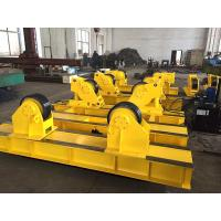 Best 20T Capacity Hydraulic Lifting Conventional Welding Rotator Automatic Tank Butting wholesale
