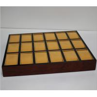 Best High Quality Wooden Bracelet Box Jewellery Packaging Storage Tray For Watch wholesale