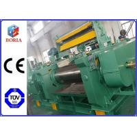 Best Rubber Open Mixer Rubber Processing Machine 35-60 Kg Per Time Feeding Capacity wholesale