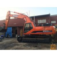Best Second Hand Excavators Doosan 300-7 Excavator 3200h Working Time wholesale