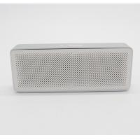Best 2 Square Box 2.5W * 2 High Definition Speakers , Xiaomi White HD Sound Speaker wholesale
