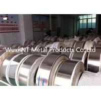 China 2B Finish Brushed Stainless Steel Strip Tubing Coil 420J2 SS420J2 / SS Strip on sale