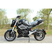 China 200cc dirt bike with single cylinder four stroke, air-cooled 18.5L large fuel tank on sale