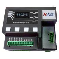 Buy cheap Electronic weight indicator in rail DIN housing, Analogue output, 0~5V / 0~10V, from wholesalers