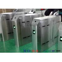 Best Outdoor Flap Barrier Bi - Directional Turnstile Access Control System Automatic wholesale