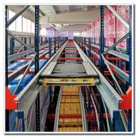 Best Heavy Duty High Density Pallet Racking System Steel Q235 Material ISO9001 wholesale