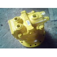 Best Hyundai R60-7 Excavator Hydraulic Swing Motor SM60-01 Yellow 70Kgs Net Weight wholesale