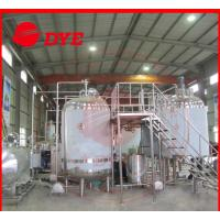 Best Steam Stainless Steel Beer Microbrewery Equipment 100L - 5000L wholesale