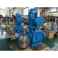 China Motor Driven Diaphragm Pump Stainless Steel For Swimming Pool Water Treatment on sale