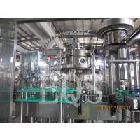 Best 500BPH 304 Stainless Steel Bottle Beer Filling Machine with Twist Off Cap wholesale