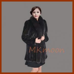 China mink fur coat 141# on sale