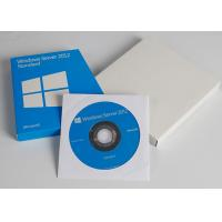 Best Activated Online Microsoft Windows Server 2012 Standard Retail Box DVD Key Card wholesale