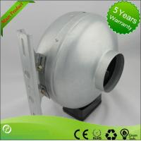 Best Professional 220V AC Centrifugal Circular Inline Duct Vent Fan UL Approval wholesale