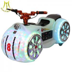 Best Hansel factory low price amusement park ride on electric motor bike for sale wholesale