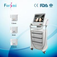 Best most professional hifu machine for face lift skin tightening wrinkle removal rejuvenation wholesale