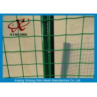 Best PVC Coated Galvanized Welded Wire Mesh Rolls Anti Corrosion 10-30m Length wholesale