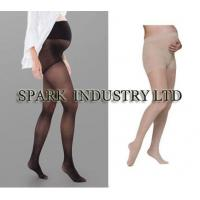 Best Knee Length Maternity Panty Hose Of Washable Medical Compression Stockings wholesale