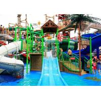 Buy cheap Children / Adult Aqua Playground Equipment with 1 Year Warranty from wholesalers